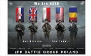Cư dân mạng dậy sóng khi lính NATO tập trận súng AK47 của Nga