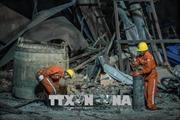 Giải cứu được 23 công nhân trong vụ nổ tại mỏ quặng sắt