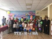 Khai giảng lớp học tiếng Việt tại Ekaterinburg, Nga