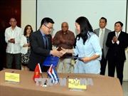 Doanh nghiệp Việt Nam và Cuba ký nhiều thỏa thuận thương mại