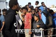 Xe chở lậu người di cư gặp tai nạn tại Hy Lạp