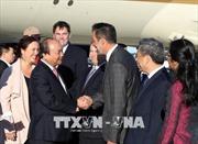 Thủ tướng Nguyễn Xuân Phúc đặt chân đến Québec, Canada
