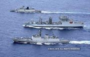 Hải quân Ấn Độ, Mỹ và Nhật Bản bắt đầu cuộc tập trận Malabar