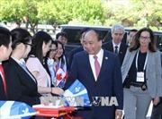 Thủ tướng dự buổi trình diễn công nghệ thông minh tại Đại học Laval, Canada