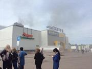 Người Việt bị thiệt hại nặng trong vụ cháy Trung tâm thương mại ở Kazan (Nga)