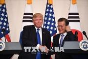 Tổng thống Hàn Quốc và Mỹ điện đàm