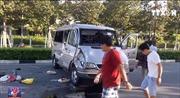 Tai nạn giao thông nghiêm trọng tại Bình Dương, 6 người thương vong