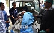 IS thừa nhận là thủ phạm đánh bom liều chết tại Kabul