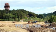 Xây dựng, tôn tạo các công trình tại Khu di tích Ngã ba Đồng Lộc