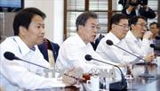 Tổng thống Hàn Quốc hy vọng về thành công của thượng đỉnh Mỹ - Triều