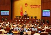 Quốc hội phê chuẩn Nghị quyết về quyết toán ngân sách nhà nước năm 2016