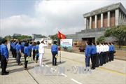 Tạm ngừng tổ chức lễ viếng Lăng Chủ tịch Hồ Chí Minh từ ngày 15/6 đến 15/8