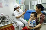Bệnh sởi gia tăng ở Hà Nội: Đa số trẻ chưa tiêm hoặc tiêm vắc xin không đủ mũi