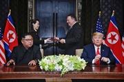 Nhìn lại những khoảnh khắc 'đắt giá' của Hội nghị Thượng đỉnh Mỹ-Triều