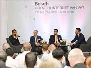 Bosch tiếp tục tăng trưởng hai con số tại Việt Nam