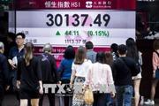 Căng thẳng thương mại Mỹ-Trung 'phủ bóng' thị trường chứng khoán châu Á