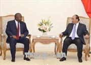 Thủ tướng Nguyễn Xuân Phúc tiếp Đại sứ Mozambique