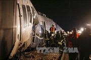 Tai nạn đường sắt tại Ba Lan, gần 30 người thương vong