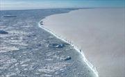 Biến mất khoảng 2.700 tỷ tấn băng Nam Cực