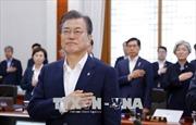 Tổng thống Hàn Quốc khẳng định thực hiện các cam kết sau chiến thắng bầu cử
