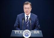 Tổng thống Hàn Quốc để ngỏ khả năng thay đổi sức ép quân sự đối với Triều Tiên