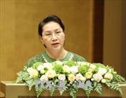 Toàn văn Bài phát biểu bế mạc Kỳ họp thứ 5 của Chủ tịch Quốc hội Nguyễn Thị Kim Ngân