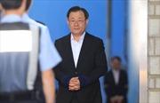 Hàn Quốc kết án 3 lãnh đạo tình báo phạm tội hối lộ cựu Tổng thống Park Geun-hye