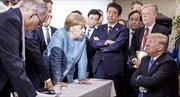 Khi Tổng thống Trump khiến những người đồng cấp G7 'cứng họng'