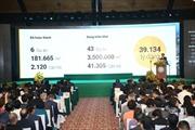 Hà Nội trao quyết định chủ trương đầu tư với tổng vốn hơn 397.000 tỷ đồng