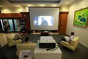 Canon gia nhập thị trường máy chiếu Việt Nam