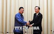 TP Hồ Chí Minh và Philippines đẩy mạnh hợp tác trao đổi thương mại