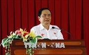 Chủ tịch Ủy ban Trung ương Mặt trận Tổ quốc Việt Nam chúc mừng Đài Truyền hình Việt Nam, Đài Tiếng nói Việt Nam