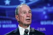 Tỷ phú M.Bloomberg ủng hộ phe Dân chủ trở lại kiểm soát Hạ viện Mỹ