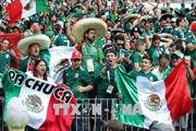 WORLD CUP 2018: FIFA phạt 2 liên đoàn bóng đá Mexico và Serbia