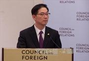 Hàn Quốc chỉ dỡ bỏ lệnh trừng phạt Triều Tiên khi tiến trình phi hạt nhân được cụ thể hóa