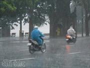 Bắc Bộ chuyển mưa, nguy cơ lũ quét và sạt lở đất vùng núi