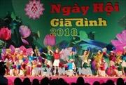 Tổ chức Ngày hội Gia đình Việt Nam năm 2019 từ 28 - 30/6