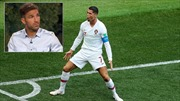 World Cup 2018:  Fabregas 'nghi ngờ' chất lượng các bàn thắng của Ronaldo