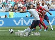 WORLD CUP 2018: Những kỷ lục sau trận thắng đậm của Anh trước Panama