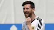 WORLD CUP 2018: Leo Messi: 'Tôi sẽ không giải nghệ chừng nào chưa vô địch thế giới với Argentina'