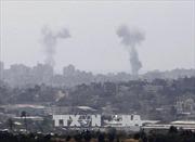 Israel không kích đáp trả cuộc tấn công bằng diều lửa và bóng bay tại Gaza