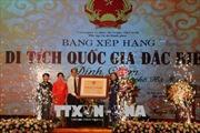 Hà Nội: Đón nhận bằng xếp hạng di tích quốc gia đặc biệt đình Chèm