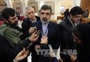 Iran hối thúc châu Âu quyết định việc duy trì thỏa thuận hạt nhân