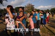 Người nhập cư được tạm trú trong căn cứ quân sự tại Mỹ
