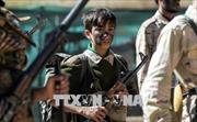 Phiến quân Houthi bị cáo buộc tuyển mộ trẻ em tham chiến tại Yemen