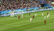 Clip bàn thắng Iran 1-1 Bồ Đào Nha: Ronaldo trượt penalty, Iran suýt làm nên kỳ tích