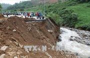 Cảnh báo lũ quét, sạt lở đất tại Điện Biên, Sơn La, Lai Châu