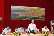 Yên Bái cơ cấu lại ngành nông nghiệp gắn với xây dựng nông thôn mới