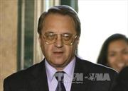 Nga không từ bỏ thỏa thuận thiết lập khu vực 'giảm căng thẳng' tại Syria