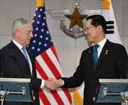 Mỹ, Hàn hợp tác chặt chẽ trong việc phi hạt nhân hóa Bán đảo Triều Tiên